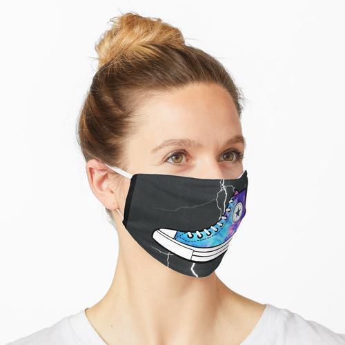 Tie-Dye Converse Maske