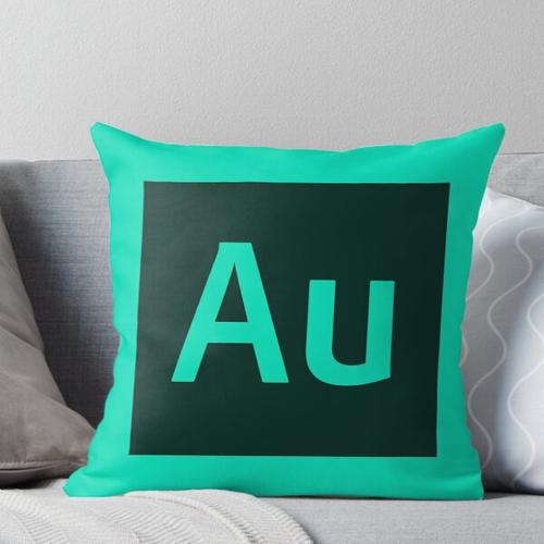 Audition Throw Pillow