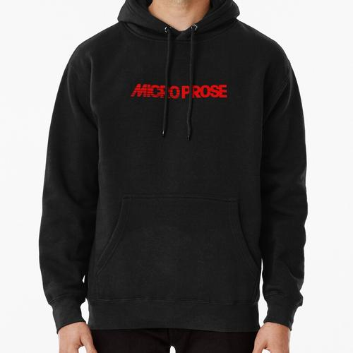 Retro Computer Games - Microprose Pullover Hoodie