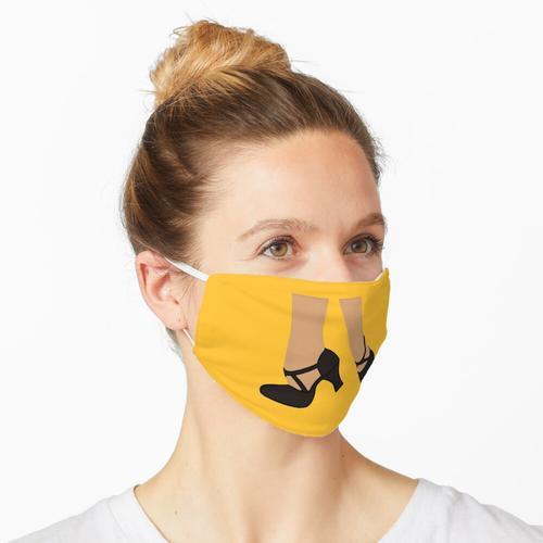 Charakter Schuhtänzer Maske