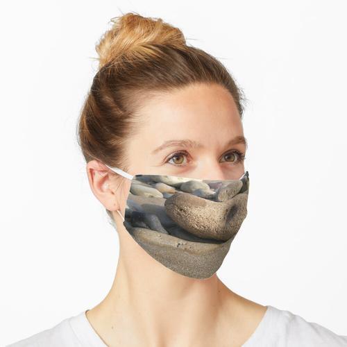 Naturfarbe Maske