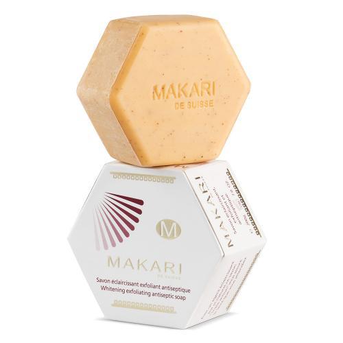 Makari Akne Seife - 200g - Für unreine und ölige Haut