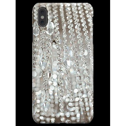 Kronleuchter aus Kristallen und Licht iPhone XS Max Handyhülle