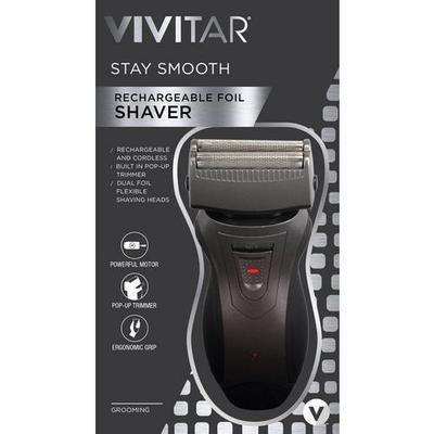 Vivitar Rechargeable Foil Shaver