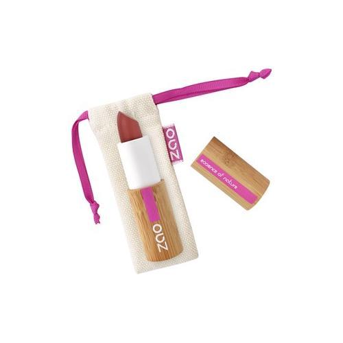 zao Lippen Lippenstift Bamboo Matte Lipstick Nr. 463 Pink Red 3,50 g