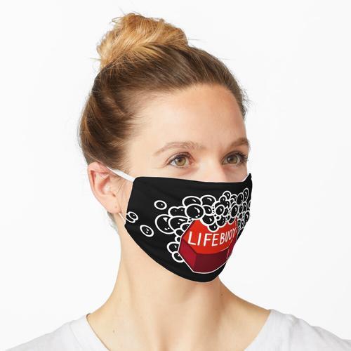 Beste Seife zum Mundwaschen Maske