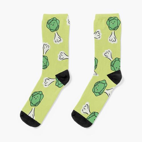 Furz Rosenkohl Socken