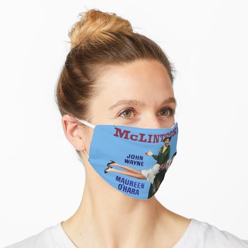 McLintock Western-Film John Wayne Maureen O'hara Maske