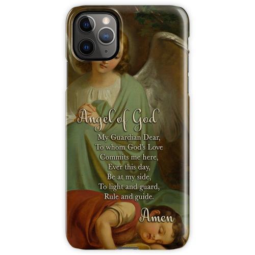 Schutzengelgebet iPhone 11 Pro Max Handyhülle