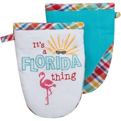 Kay Dee Designs It's a Florida Thing Mini Oven Mitt