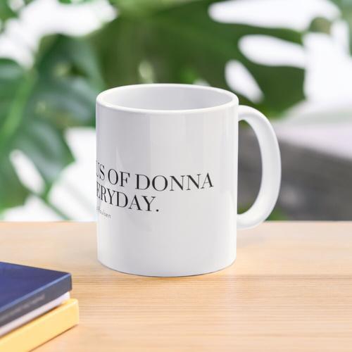Donna Paulsen Quote | Suits Mug
