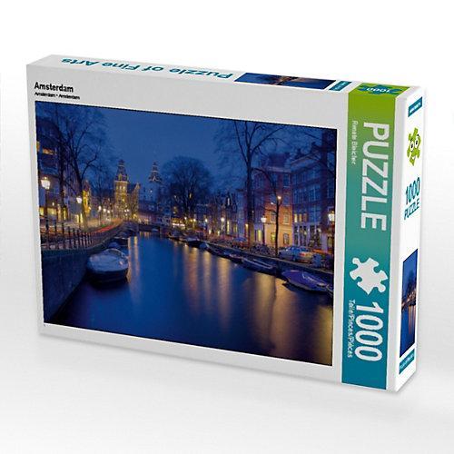 Amsterdam Foto-Puzzle Bild von Renate Bleicher Puzzle