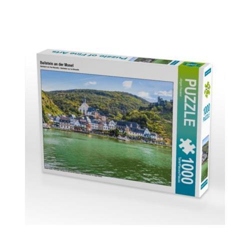 Beilstein an der Mosel Foto-Puzzle Bild von JF-Fotografie Puzzle