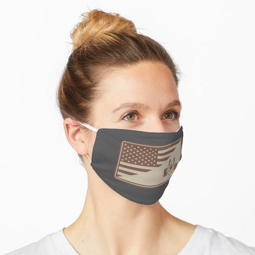 Sportschuhe Maske