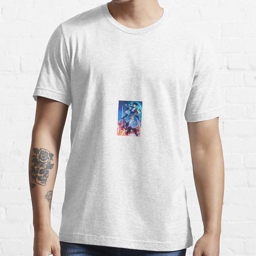 BLACKFOX Anime Essential T-Shirt