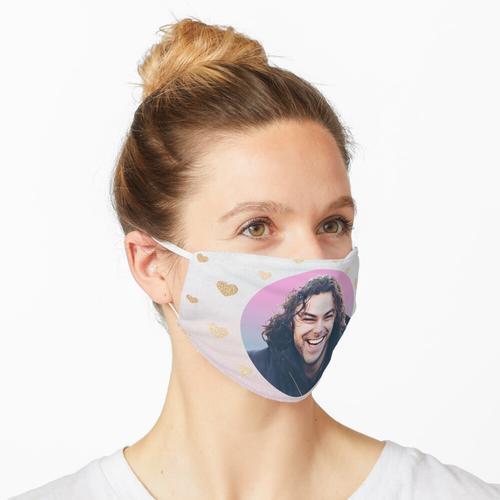 Aidan Turner Pastell Maske
