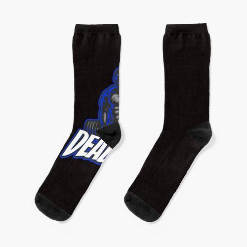 Kreuzheben Gym Shirt Socken