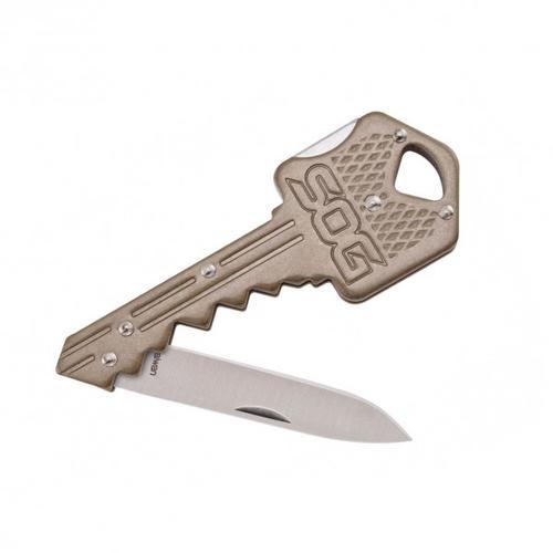 SOG - Key Knife - Messer bronze