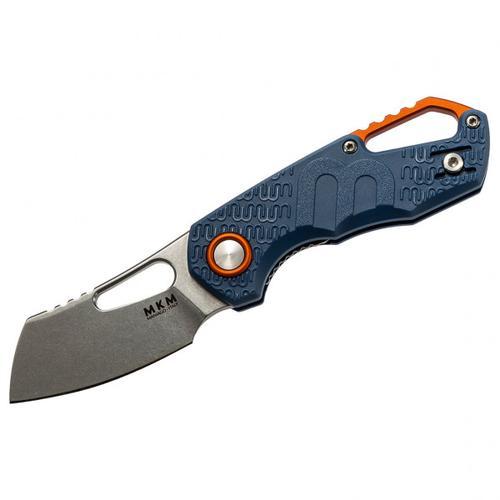 MKM - Isonzo Blue Cleaver - Messer blau