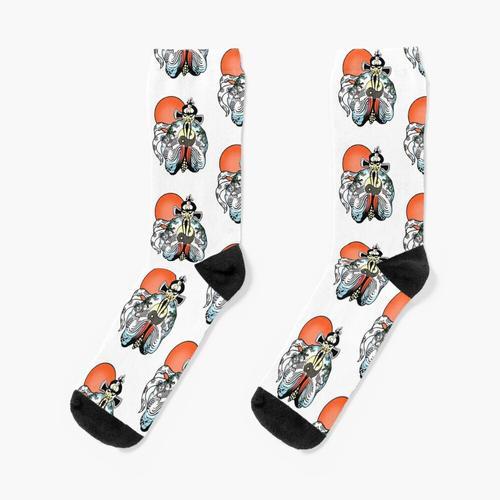 Jack Burton Hemd Socken
