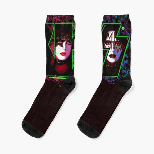 Kuss Fan Kunst Socken