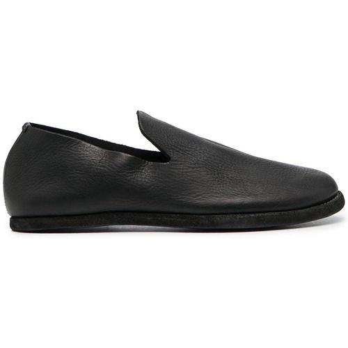 Guidi Minimalistische 'Uni' Loafer