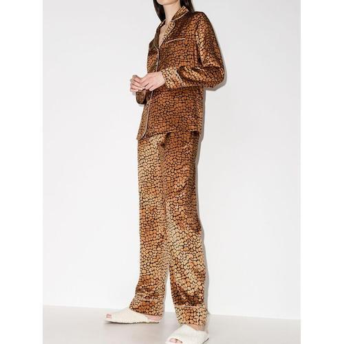 Olivia Von Halle 'Lila' Pyjama