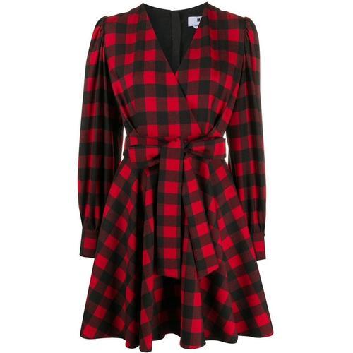 MSGM Gewickeltes Kleid