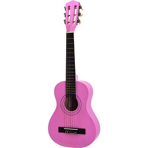 Kindergitarre, pink