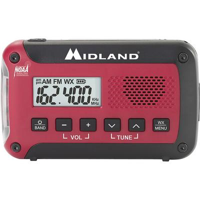 Midland ER10VP Emergency Weather Radio