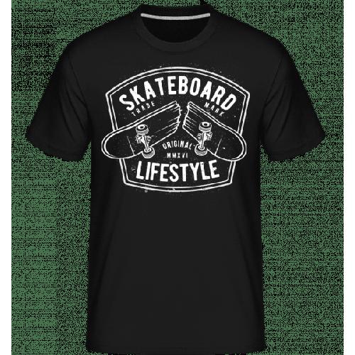 Skateboard Lifestyle - Shirtinator Männer T-Shirt