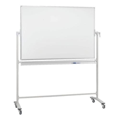 Mobiles Whiteboard »ST3802«, emailliert, 150 x 100 cm, antimikrobiell weiß, Franken