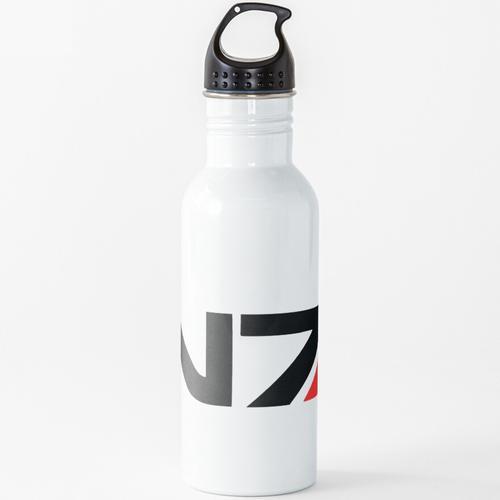 Am besten zu kaufen - Mass Effect N7 Wasserflasche