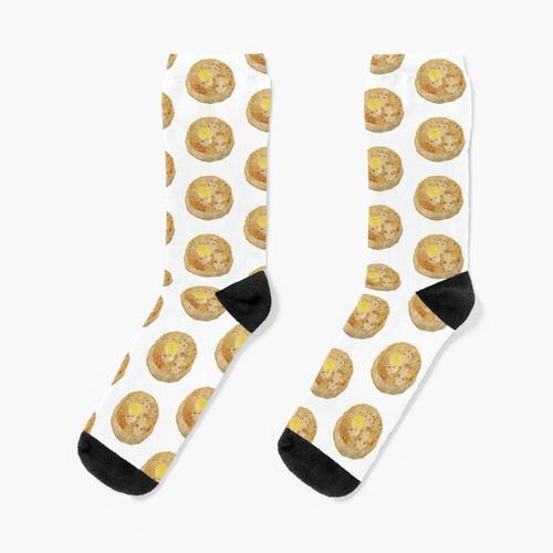 Fladenbrot Socken