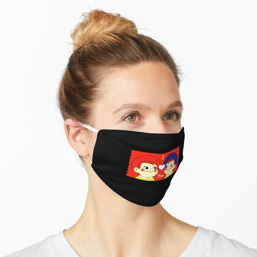 Poco-chan x2 I 3 Du Maske