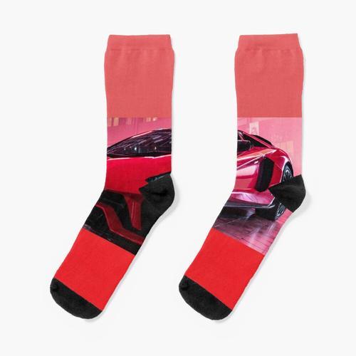 Super Auto Socken