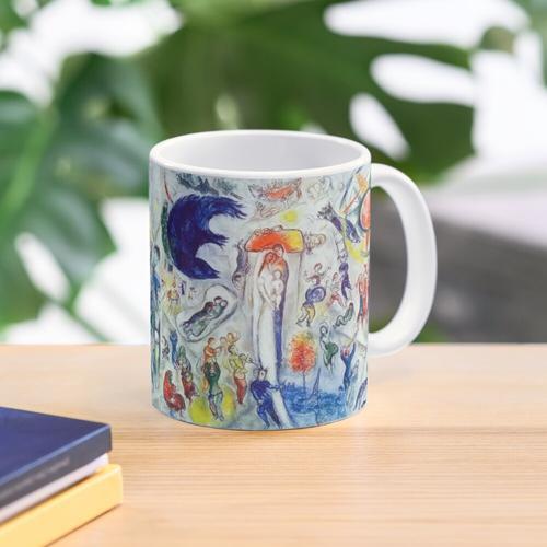 La vie selon chagall Mug