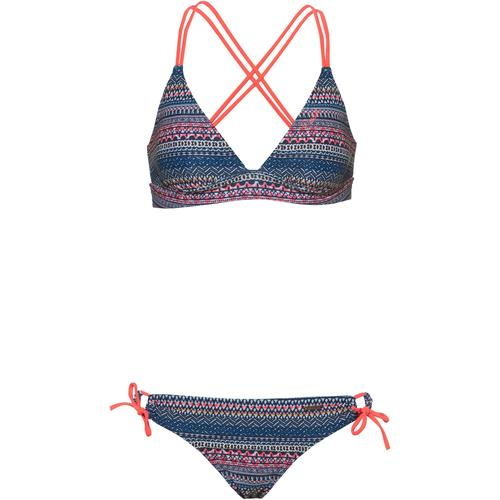 Protest Bikini Set Damen in ground blue, Größe S