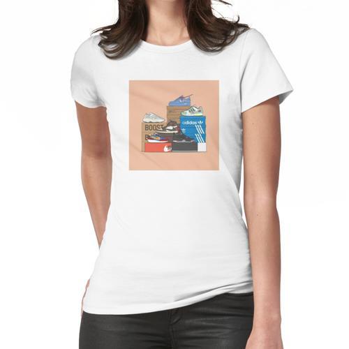 Sneaker Collabs Frauen T-Shirt