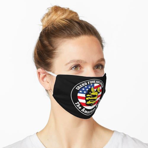 Grand Punk Eisenbahn Maske