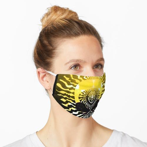 Sommersonne Maske