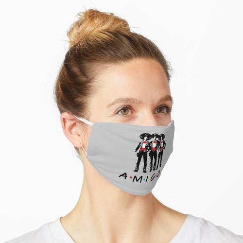 Amigos - Vintage Drei Amigos Maske