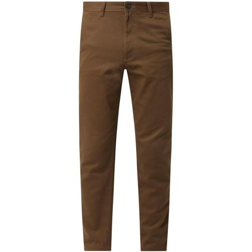 SELECTED Slim Tapered Fit Chino aus Twill Modell 'Max'