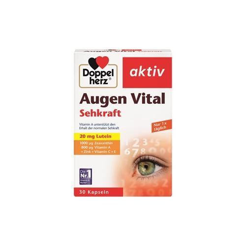 Doppelherz Gesundheit Augen Augen Vital Kapseln 90 Stk.