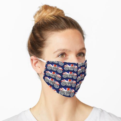 Blasse Trompete Maske