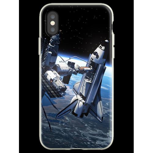 Satelit Flexible Hülle für iPhone XS