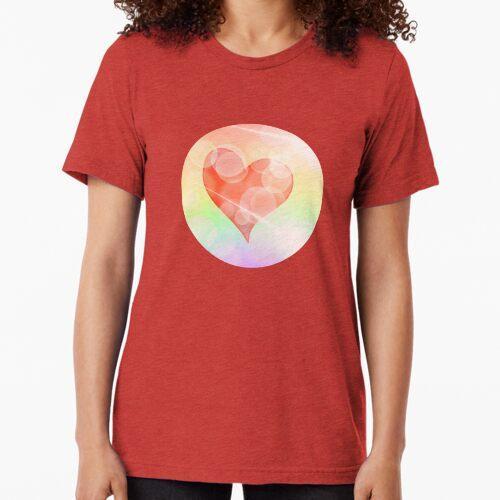 Herzblasen Vintage T-Shirt