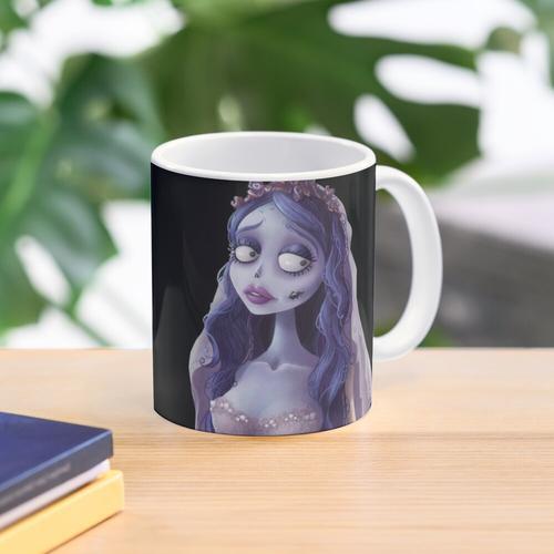 Emily die Leichenbraut Tasse