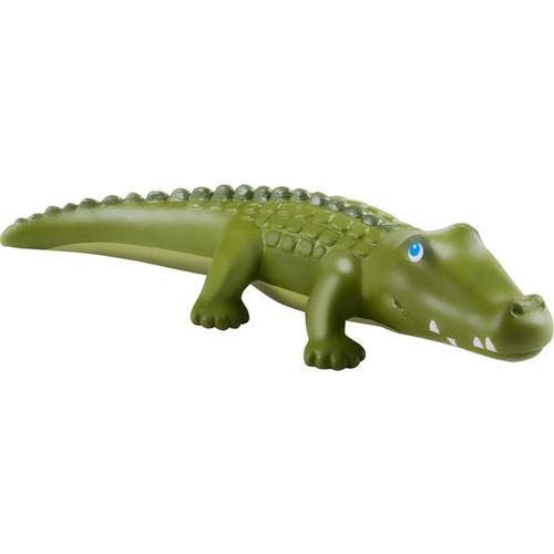 HABA Little Friends-Krokodil, grün