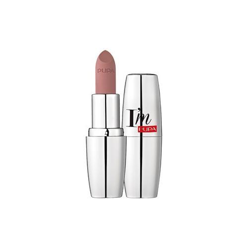 PUPA Milano Lippen Lippenstift I'm Matt Lipstick Nr. 073 Irresistible Burgundy 3,50 g
